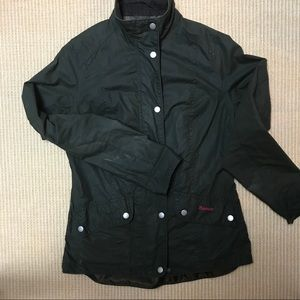 Authentic Barbour Wax Jacket